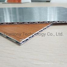 Interior Exterior Building Ceiling Wall Cladding Sandwich Board Pure Aluminum Core Panels