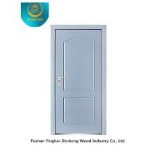 Porte blindée de sécurité avec poudre bleu