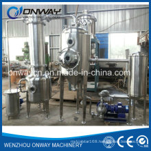 High Efficient Factory Price Stainless Steel Industrial Vacuum Evaporator Rising Film Evaporator