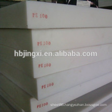 High Density Polyethylene Sheet Manufacture