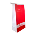 bolsa de papel de desecho airlline