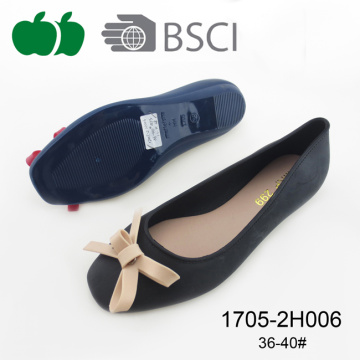 Fashion Fancy Cheap Ladies New Pvc Casual Shoes