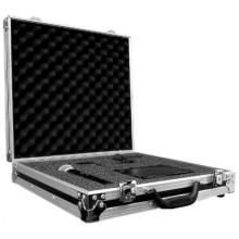 Flight Case para microfone sem fio