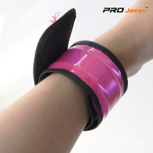High Visible Fluo Pink PVC Hand Band