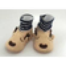 Fancy Baby Winter Slipper Sapato Último Estilo Kids Animal Chinelos