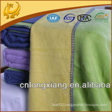 High Quality Reversible Cheap Wholesale Blankets,King Size Cotton Blanket