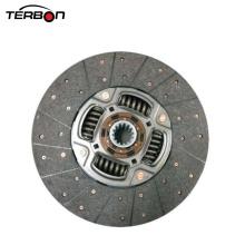 430 * 252 * 14 * 48 * 4S Véritable auto pièces disque d'embrayage à friction