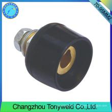 70-95mm2 TIG female panel socket