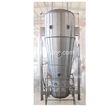 Semprotan Bawah Wurster Coating Drying Machine