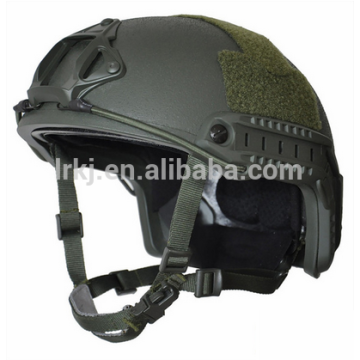 Lightweight FAST Style Military Police Bulletproof Helmet