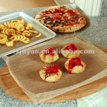 PTFE Non-stick Forno Mesh / Pizza Liner / Grade Folha