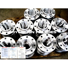 EN1092-1 Jenis 13 Flange Screwed Flange Threaded Flange