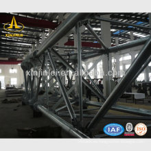 Estructura tubular de acero de la energía eléctrica