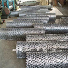 Very fine expanded metal mesh(factory)