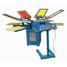SPM série Manual Textile Screen Printer