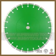 Laser Diamond Asphalt Cutter Saw Blade