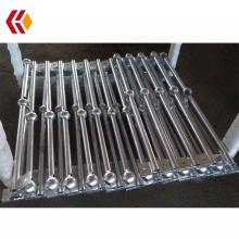 Galvanized Steel Railing Handrail Stanchion Ball Joint Baluster/staircase handrail design