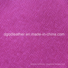 High Scratch Resistant Sofa Leather (QDL-50310)