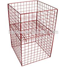 Contentores/galvanizado malha fio durável fio painéis / soldada painel de engranzamento de fio