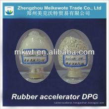 list chemical products accelerant DPG (D) for rubber vulcanization distributorships available