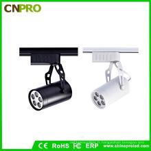 Lumière de rail de projecteur de SMD 5W COB LED avec 3000k 4000k 6000k