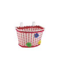 Customized Bicycle Front Basket for Kids Bike (HBK-169)