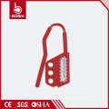 Master Nylon Lockout Hasp BOSHI-BD-K42 et K43 avec 6 trous