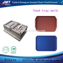 moldes de bandeja de comida de plástico de inyección de alta calidad fabricante