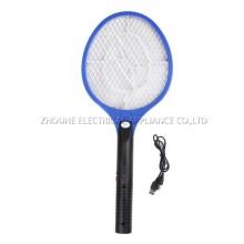 USB электрическая убийца насекомого перезаряжаемые swatter москита