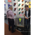good quality flow meter fuel dispenser nozzle for oil