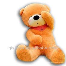 oso de peluche relleno marrón claro oso de peluche oso de peluche