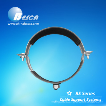 """Pipe Clamp 1-1/2"""" and 1-1/4"""" Chinese Manufacturer Professional Besca"""