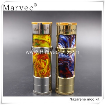 Marvec Nazarene vape mechanical e cigarette kits