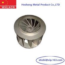 Impulsor de fundição de aço inoxidável (usinagem de peças)