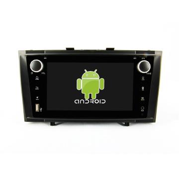 Octa core! Android 8.1 voiture dvd pour Avensis 2010-2014 avec écran capacitif de 7 pouces / GPS / lien miroir / DVR / TPMS / OBD2 / WIFI / 4G