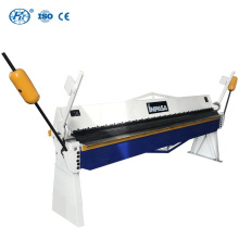 WH-06 2x2010 sheet bending machine manual metal folding machine dobladora de lamina