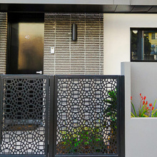 Laser Cut Metal Gates dan Screen