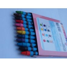 12PCS 24PCS Wax Crayon