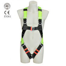 Fall protection climbing safety harness
