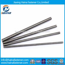Varilla larga estándar DIN en acero inoxidable