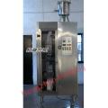 Máquina empacadora automática de leche con relleno sellado de línea de flujo de fabricación de bolsa