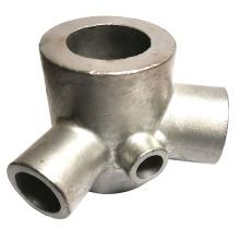 Präzisionsguss-Edelstahlrohr und -ventil