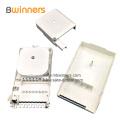 Terminal Block Junction Optic Splice Box 8 Cores