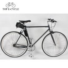 Cheap E-bike DIY fixie bike 700C electric bike