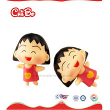 Mini Safe Material Lovely Chi-Bi Maruko Vinyl Toys
