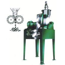 2017 GZL series dry method roll press granulator, SS heavy equipment rollers, horizontal double cone vacuum dryer