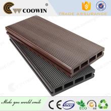 Outdoor timber wood composite flooring plastic