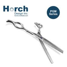Ergonomic Professional Groomer Hairdressing Cutting Scissors