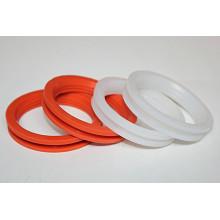 O-Anilla de goma industrial colorida modificada para requisitos particulares de FPM