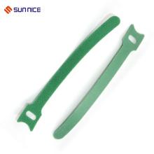 Верхний уровень лучшее качество резиновый волшебная лента кабельные стяжки